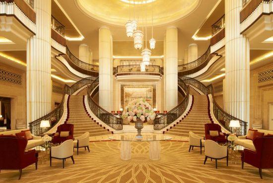 HOTEL HOOK UP! - ST. REGIS ABU DHABI