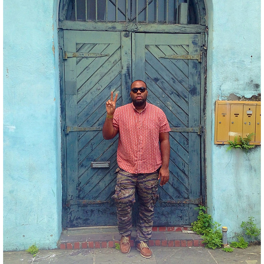 rondel holder peace out new orleans street style menswear fashion mens  streetst