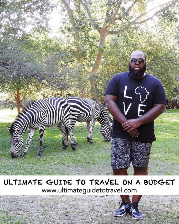 Ultimate Guide to Travel - an Online Masterclass for Budget Travel