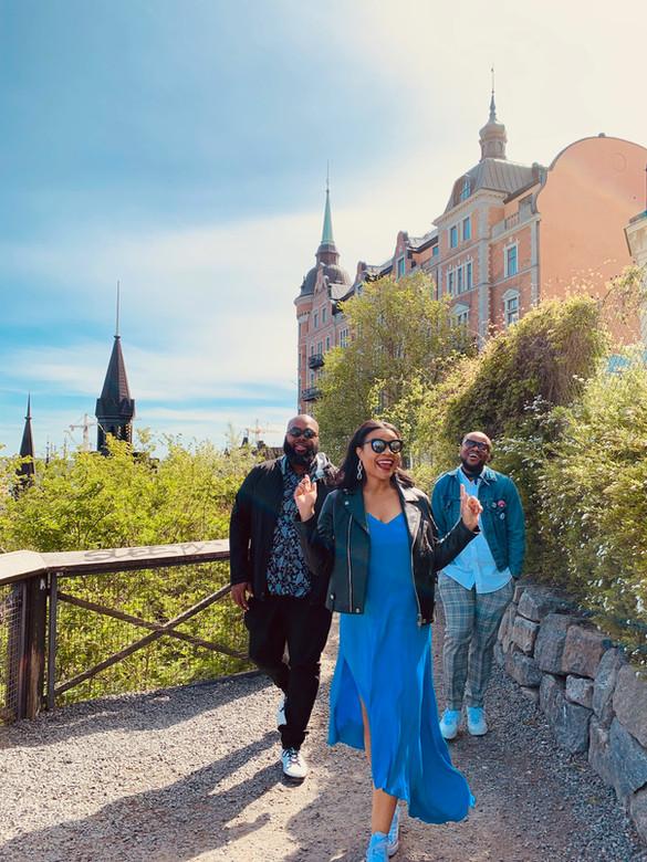 SUMMER IN STOCKHOLM