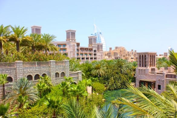 THE DUBAI EXPERIENCE
