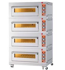 台式平門電烤箱-4層8盤