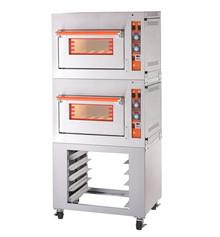 直式歐式烤箱-2層2盤