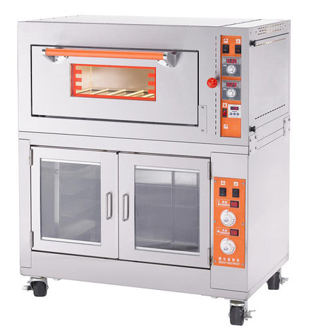 店面商業用電烤箱-1層1盤