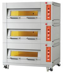 上掀式電烤箱-3層12盤