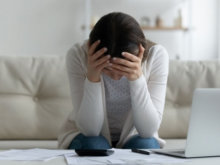 Is Financial Stress Impacting Your Mental Health?