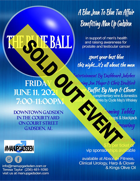 The Blue Ball Event Flyer for 2021.pub S