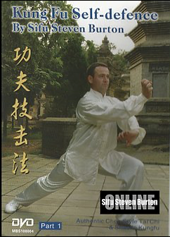 Kung Fu Self Defence - 2 DVD Collection