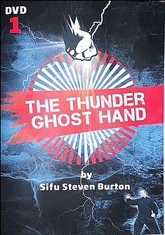 Ghost Hands of Five Thunder Dim Mak - Full 6 DVD Set (includes 2 Bonus DVDs)