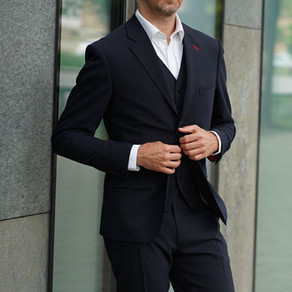 One Elegant Suit that Works for Every Occasion: 5 Design Tips