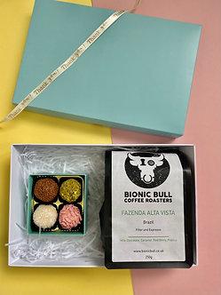 Roasted temptation gift box