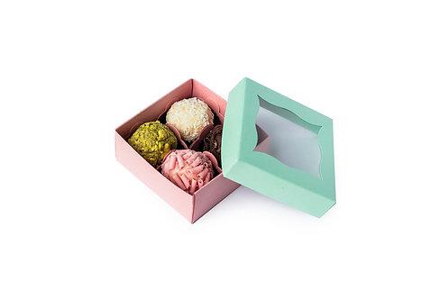 Box of 4 brigadeiros