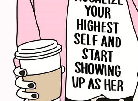 Unser Higher Self leben.