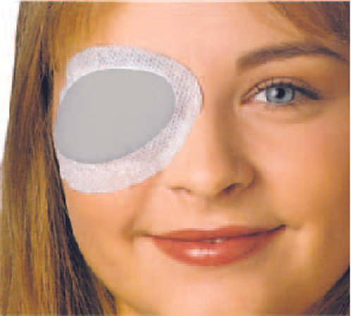 Compresses Oculaires CURE AID - ADULTE