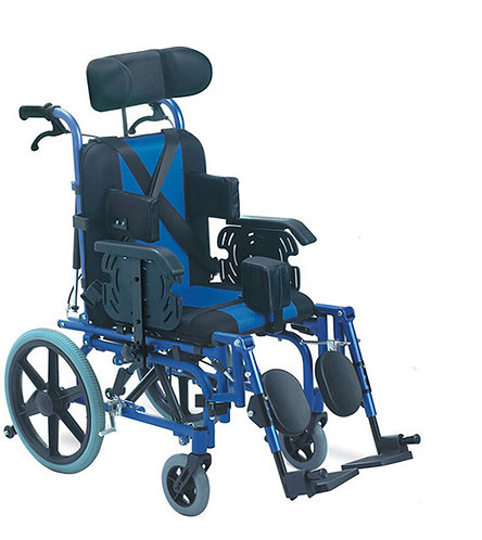 POUSSETTE ORTHOPEDIQUE UNICOLORE IMC - ENFANT