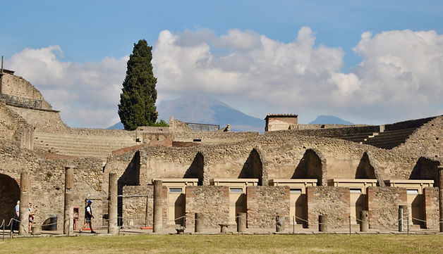 Where to go in Pompeii - ancient ruins