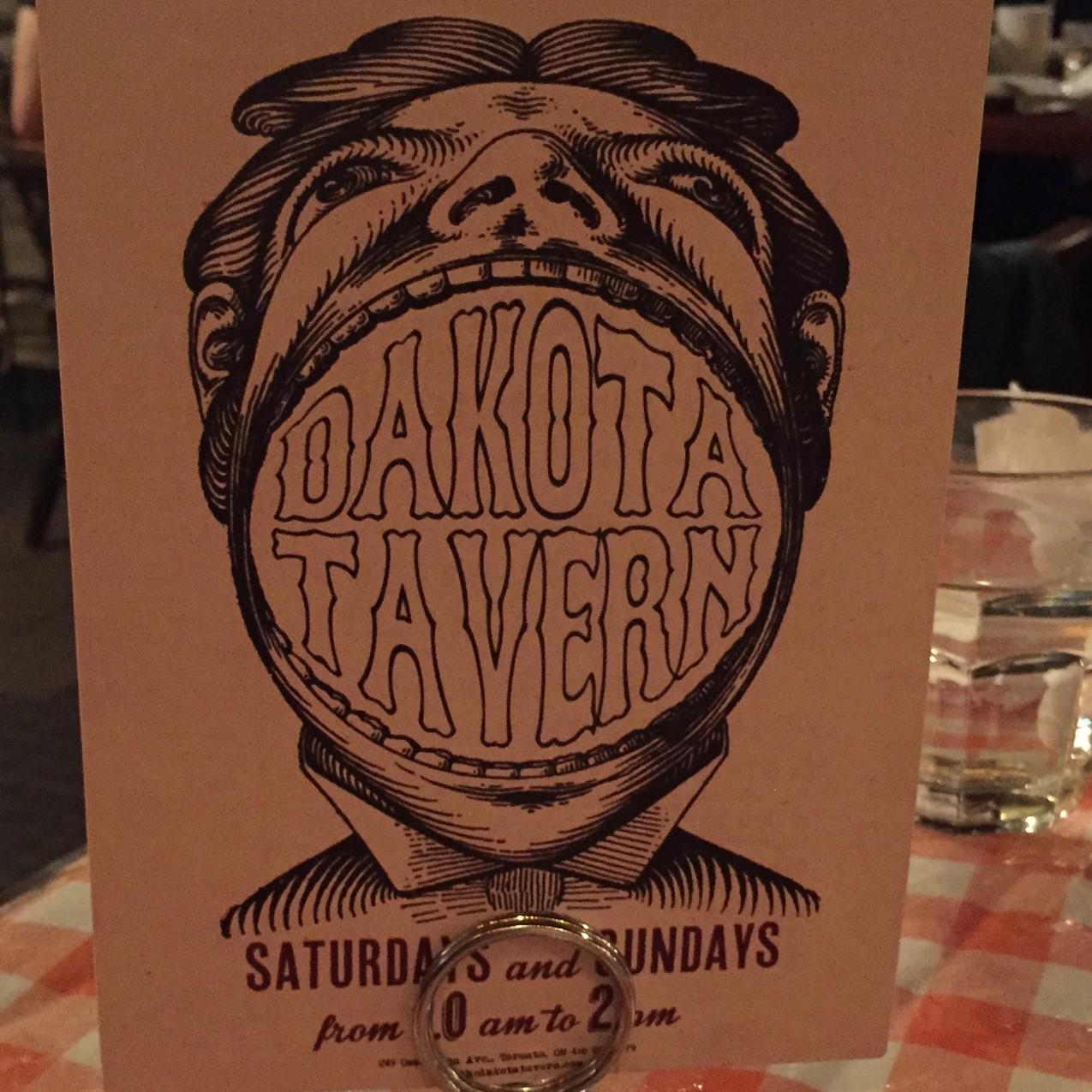 Dakota Tavern Bluegrass Brunch