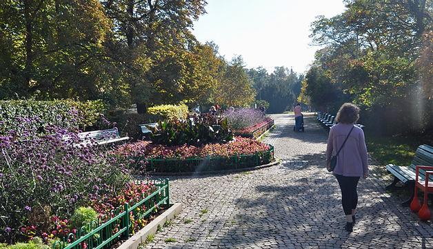 Rieger Gardens Prague - Prague 5 day itinerary