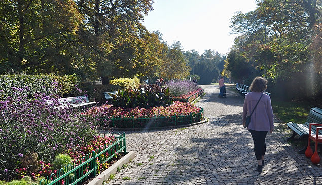 Rieger Gardens Prague - Prague 5 day itinerary