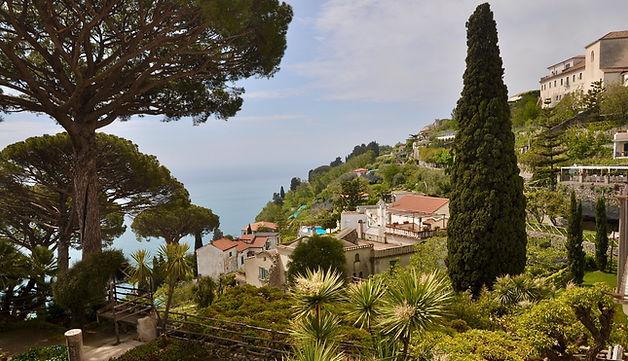 Where to go in Ravello - villas, gardens, views