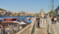 Prague River Side - Prague itinerary