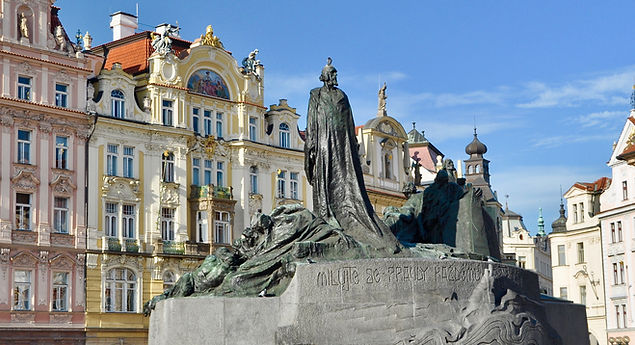 Prague Old Town Square - Prague itinerary