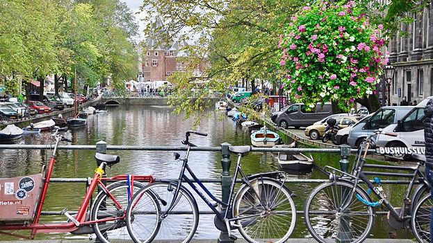 Amsterdam Canals - where to go in Amsterdam