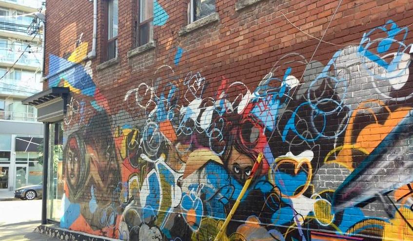 Toronto Graffiti Tour