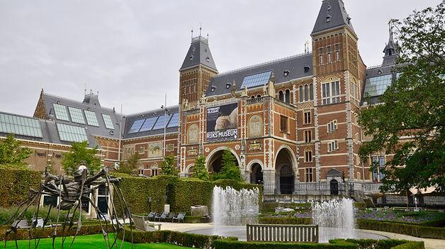 Rijksmuseum Amsterdam - Where to go in Amsterdam