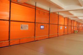 Large Enclosure Screen