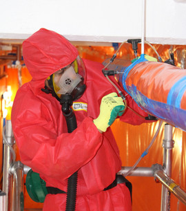 Injecting Pipe Insulation
