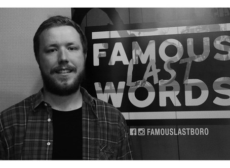 Interview Adam From Famous Last Words