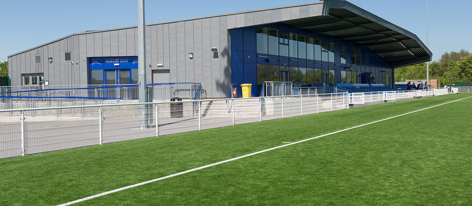 Is this the BEST Non-League stadium EVER?