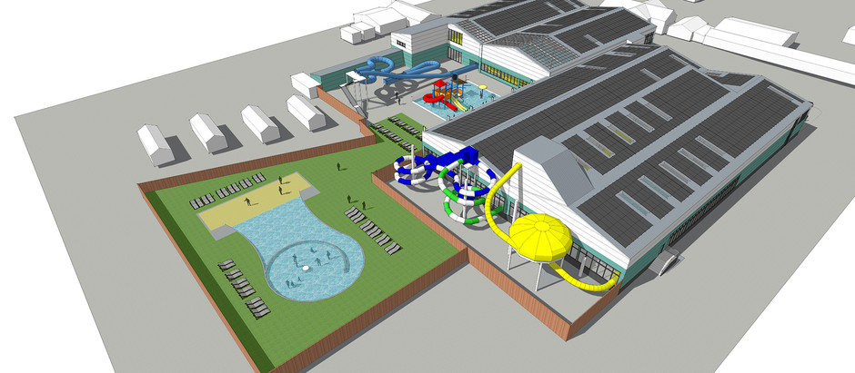 Brean Splash granted planning approval