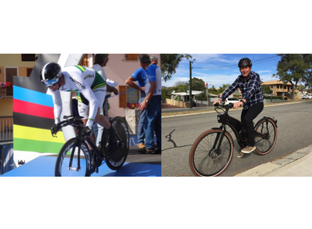 From racer to Roadster: A cycling champion's first impressions of the Tiller Rides Roadster
