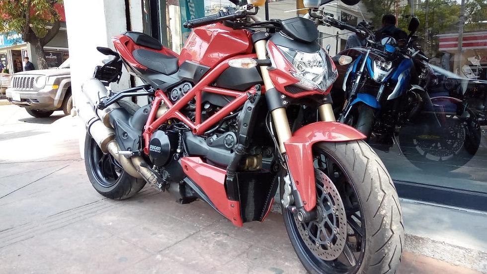 Ducati Streetfighter 848, 2013