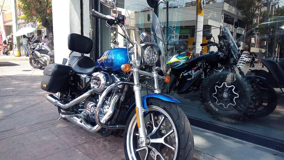 Harley Davidson Sportser 1200 Super Low, 2017