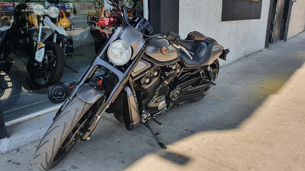 Harley Davidson V-Rod, 2016