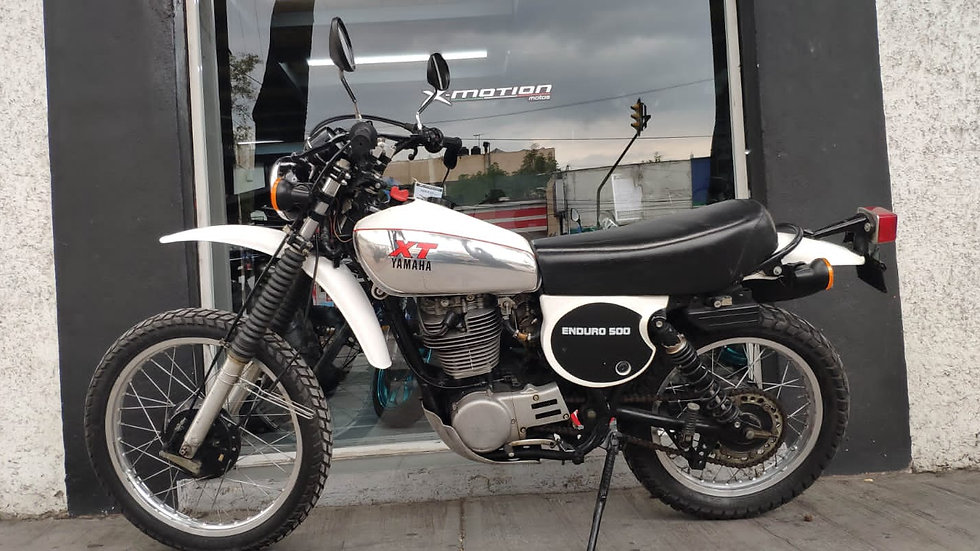 Yamaha XT500 Enduro