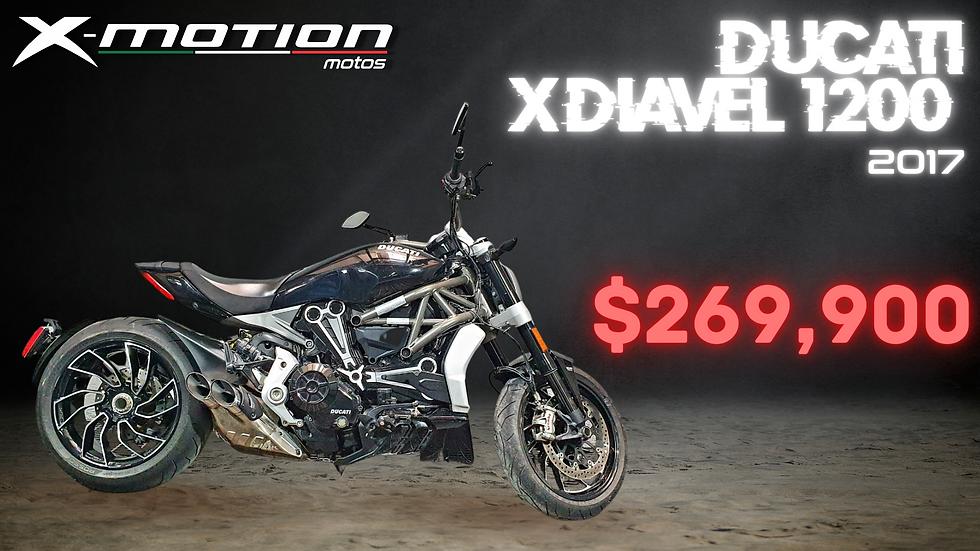 Ducati X Diavel 1200