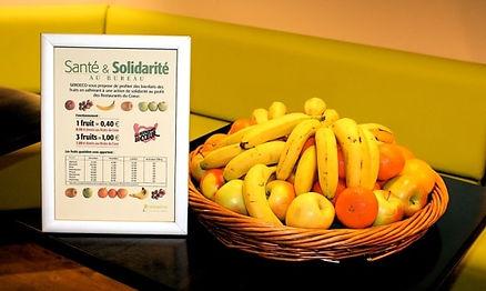 Panier Fruits Serdeco