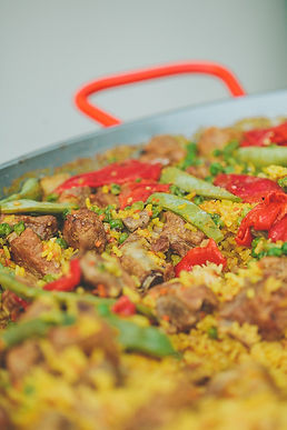 Paella Get Together