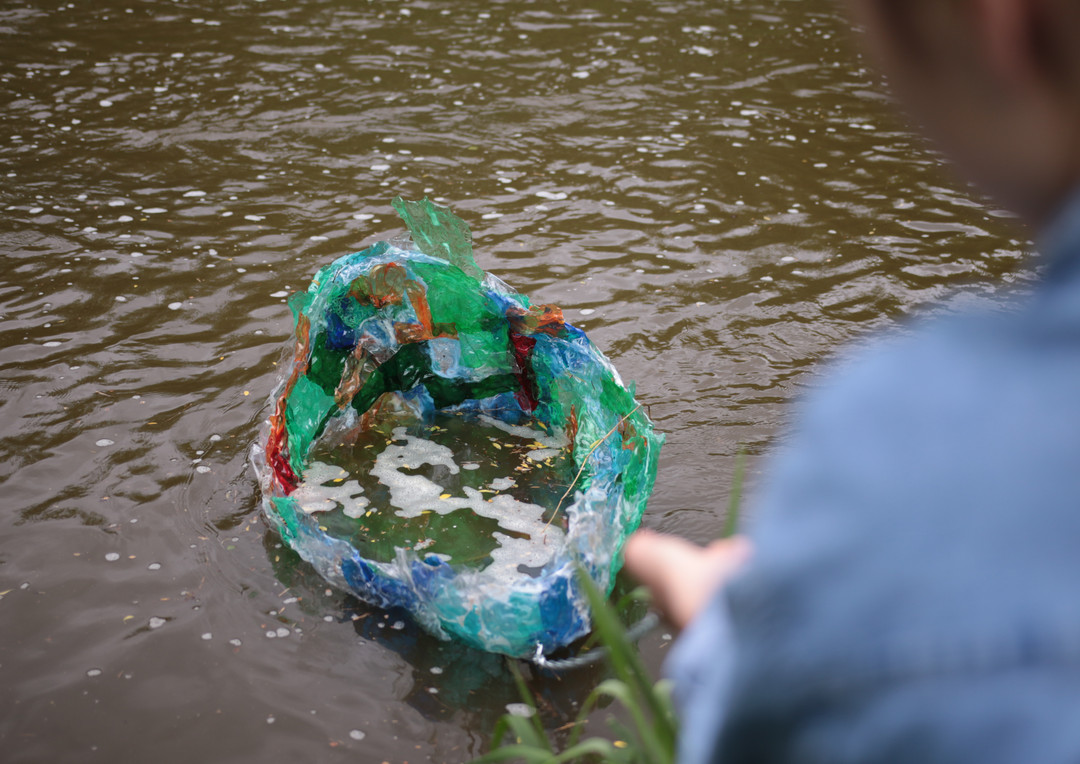 Radix Water, Radical Plastic