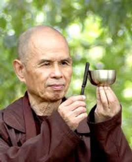 Thich Nhat Hanh : L'importance de la cloche dans la pratique (en cliquant sur l'image)