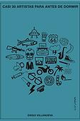 Luvina editorial-Casi 30 artistas para a