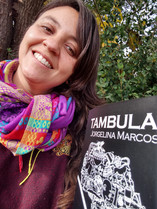 Tambula-Jorgelina Marcos-Luvina editorial