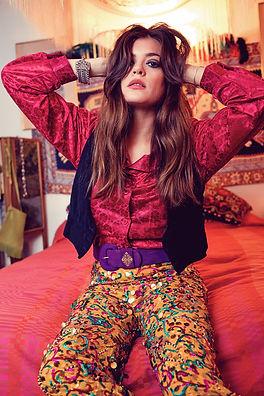 Iraina Mancini Hippie Shake Hendrix