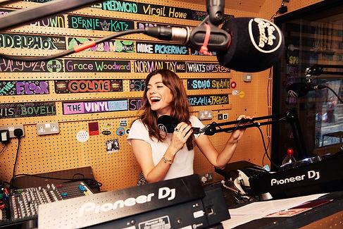 Iraina Mancini Soho Radio