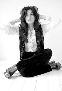 Iraina Mancini by Photographer-Damien Fry