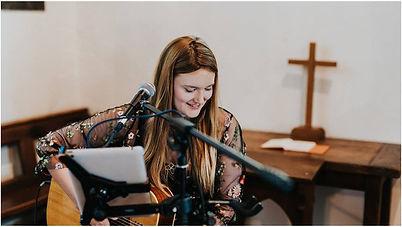 Church Hertfordshire Lauraspaperheart Wedding Singer Guitarist Solo Acoustic Covers